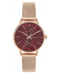Gant Rose Gold Hasır Kordonlu Kadın Saati